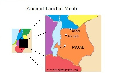 Ancient Land of Moab