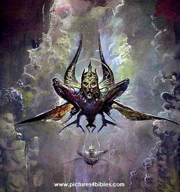 Tracking Bible Prophecy: Revelation 9 Locusts Swarm Bible